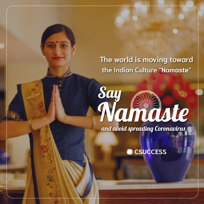 namaste in indian culture